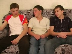 Enjoy watching this hot threesome of twinks in action on this HQ movie today!